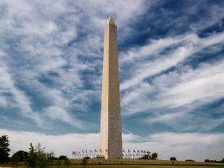 Washington monument (Paul J. Richards/AFP/Getty Images)