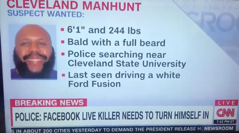 Illustration for article titled Cleveland Facebook Killer Dead by Suicide