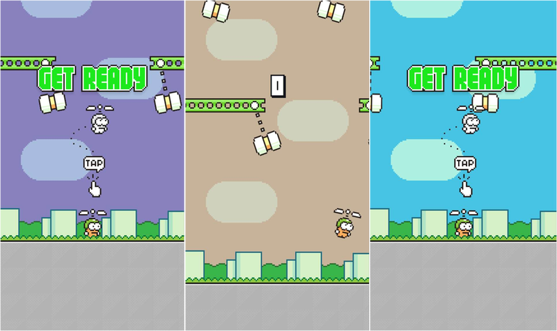 Illustration for article titled El nuevo juego del creador de Flappy Bird, ya disponible gratis