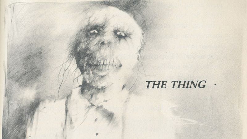 Illustration for article titled Scary Stories To Tell In The Dark is being made into a movie