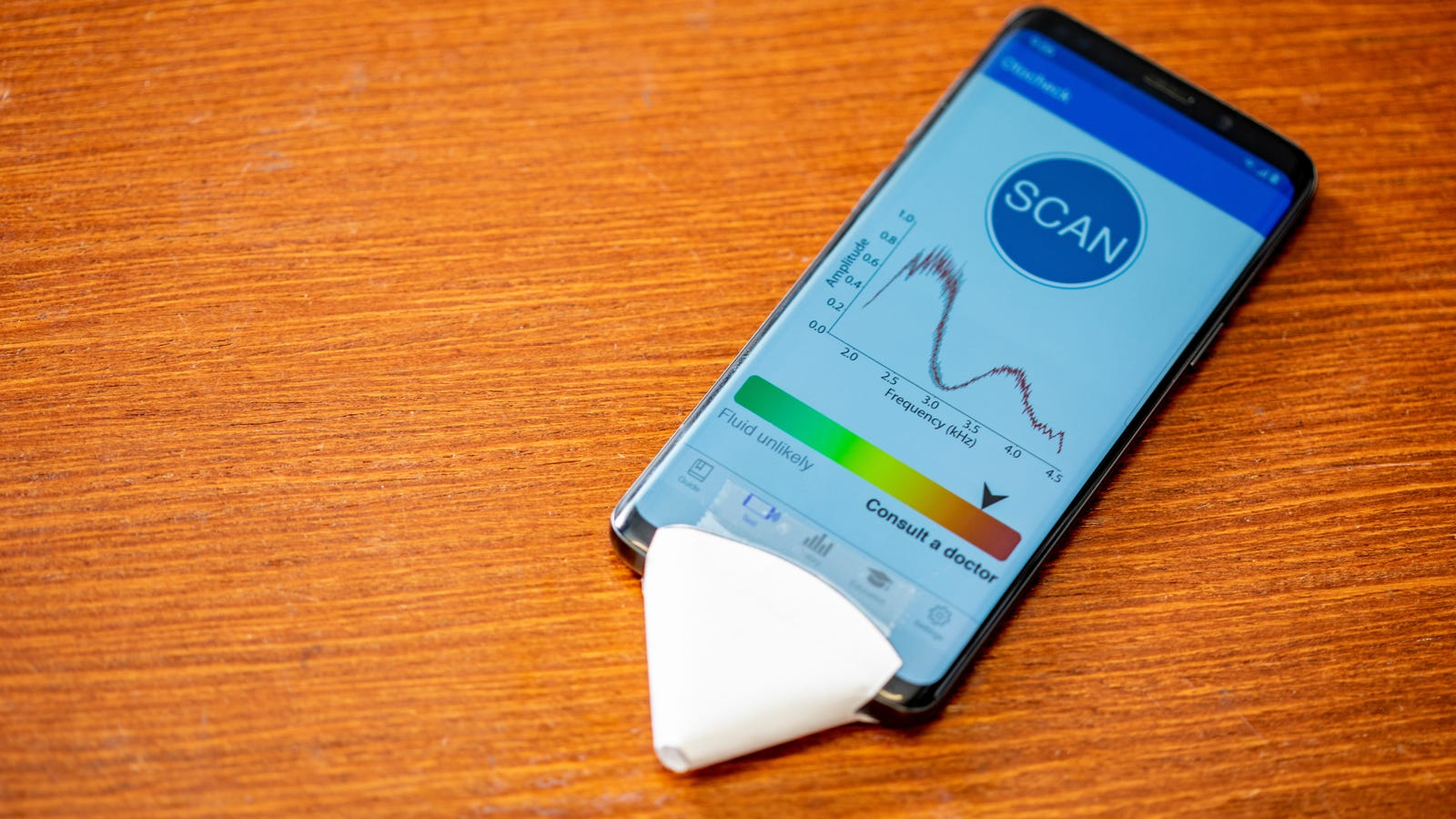 Scientists Say They've Created a Smartphone App That Can Hear Ear Infections