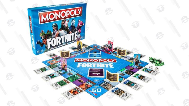 Preorder Fortnite Monopoly   $20   Walmart