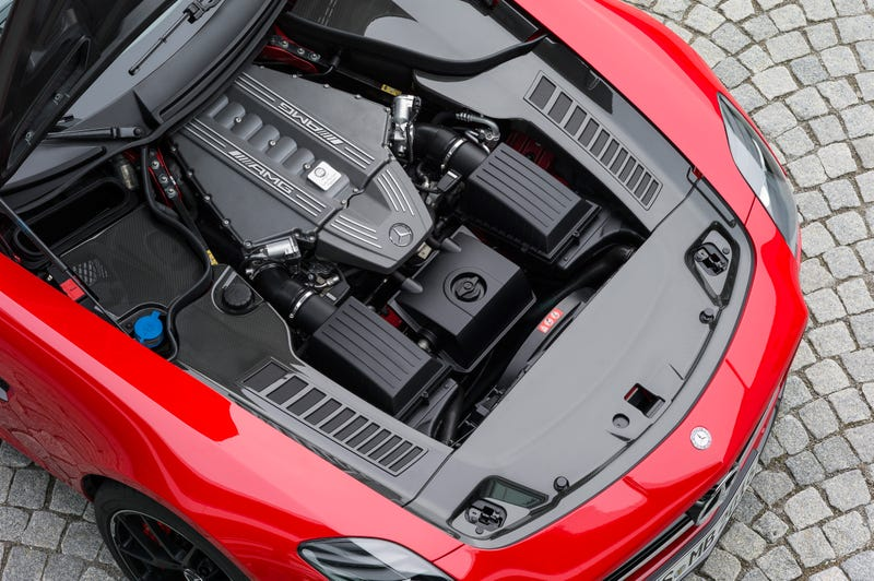 Illustration for article titled AMG And Aston Martin Will Build V8 Engines Together