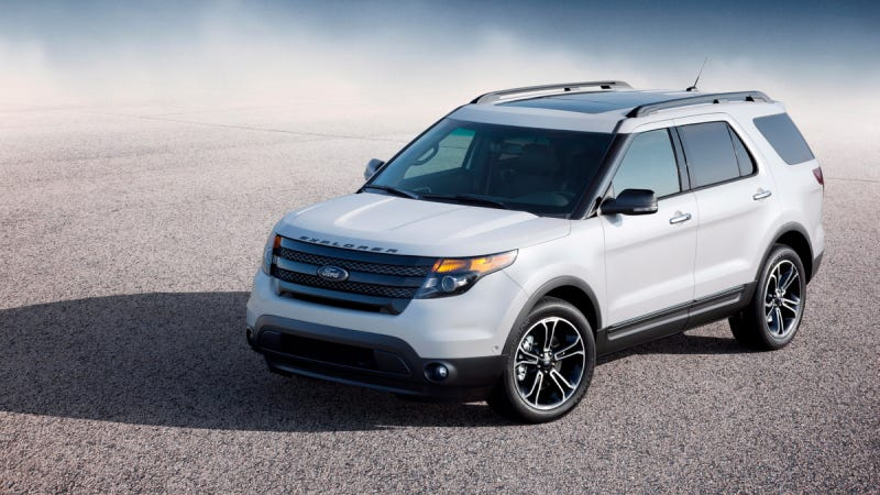 Illustration for article titled What Is The Point Of The Ford Explorer Sport?