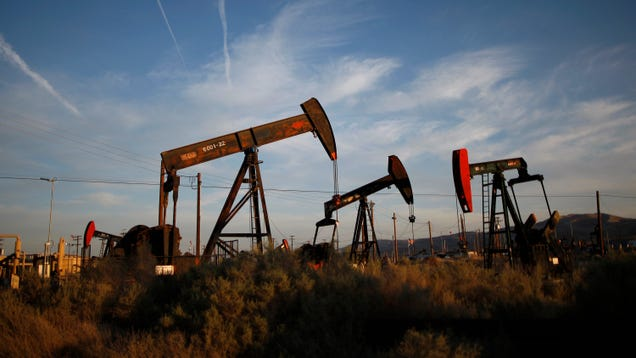 California Just Can t Quit Fracking