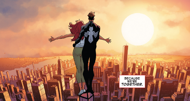 A Short, Uncomplicated Guide to Peter Parker and Mary Jane Watson s Long, Complicated Love Life