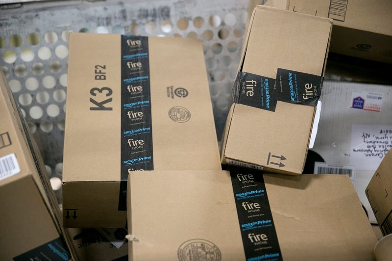Report: Amazon Is Developing an Uber-Style Service for Package ...