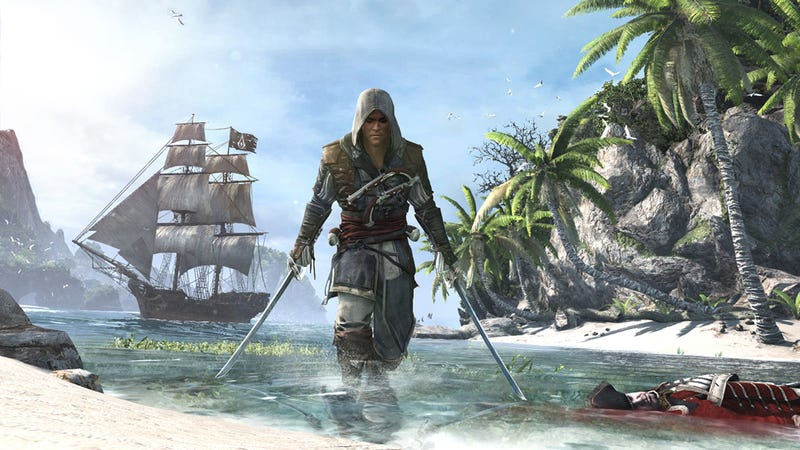 Illustration for article titled Assassin's Creed IV Looks Good So Far. But Can It Save The Series?