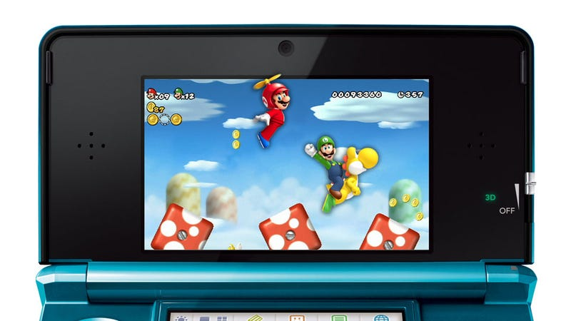 Illustration for article titled A New Super Mario Bros. Is Coming To Nintendo 3DS ASAP