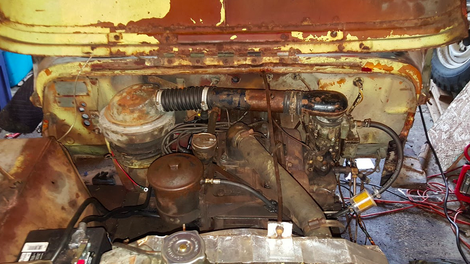 How to make the lexus ls 400 as reliable as everyone thinks it is my 1948 jeep off road project is finally showing signs of life publicscrutiny Choice Image