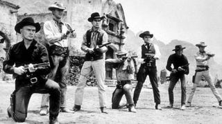 Illustration for article titled COTD: Magnificent Seven edition
