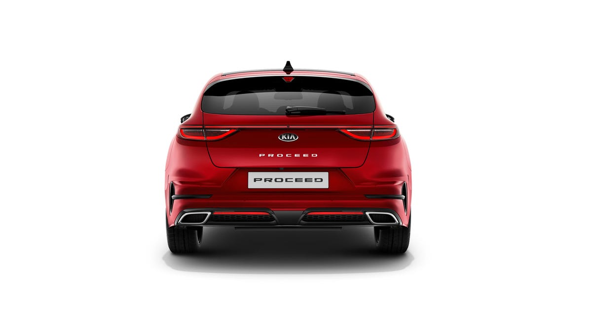 The 2019 Kia Proceed Is Yet Another Gorgeous European Wagon We Wont Get Pro Ceed