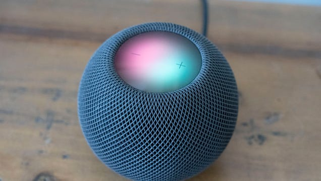 The HomePod Mini Has a Secret Sensor, but Apple s Smart Home Future Is Still Meh