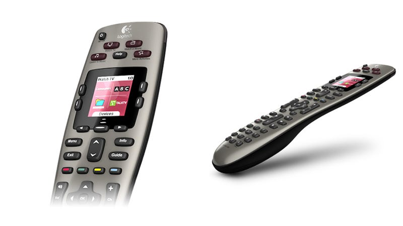 Five Best Universal Remote Controls