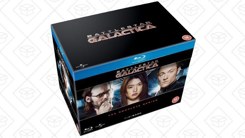 Battlestar Galactica: The Complete Series, $37