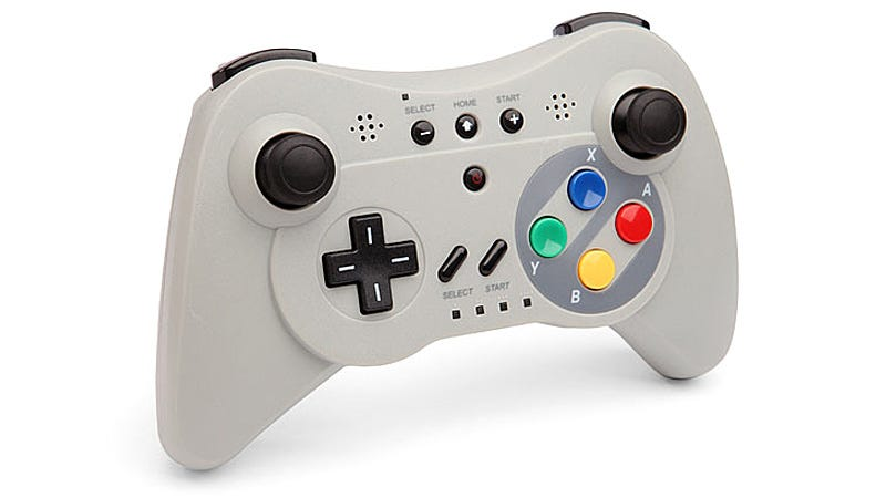 Illustration for article titled This Bluetooth Controller Is Fluent in Wii, Wii U, and Android