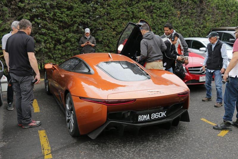 Its A Miracle Jaguars CX James Bond Car Exists At All And - C car