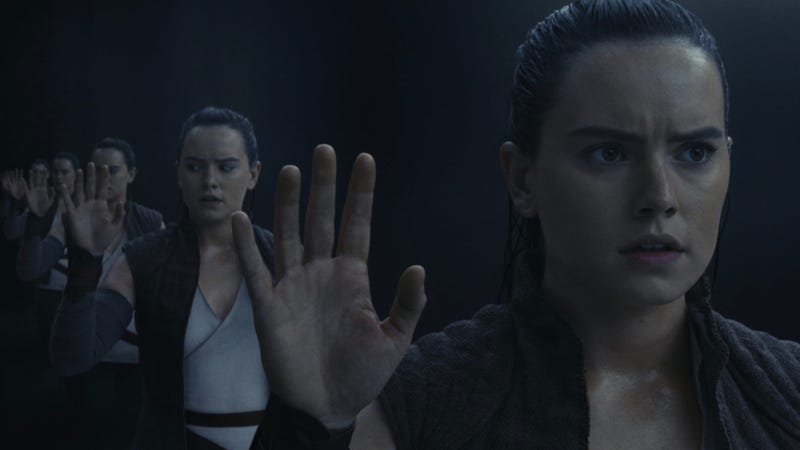 Rian Johnson just wants to be surprised when he watches Episode IX, much like we were while watching this scene in The Last Jedi.