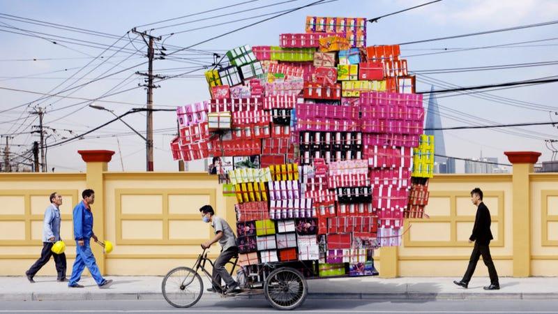 Illustration for article titled Made in China: la otra cara de la sociedad de consumo