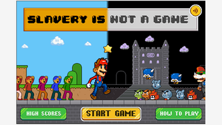 Illustration for article titled Flash Game Says Nintendo's Console Manufacturing Supports Slave Labor