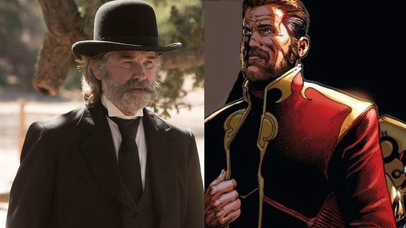 Illustration for article titled Kurt Russell in talks to play Star-Lord's dad in Guardians Of The Galaxy Vol. 2