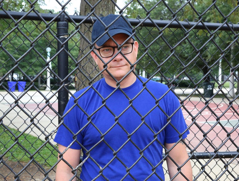Illustration for article titled Ejected Little League Coach Forced To Stand On Other Side Of Chain Link Fence Until Game Over