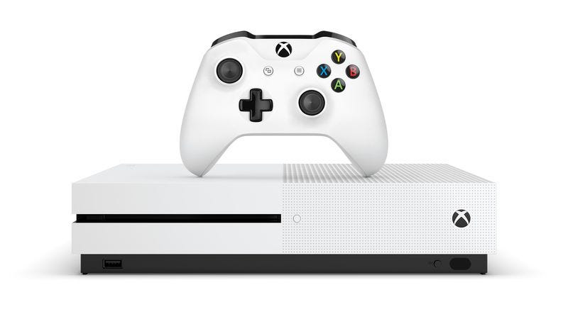 Illustration for article titled Microsoft announces not 1, but 2 new Xboxes to make yours obsolete