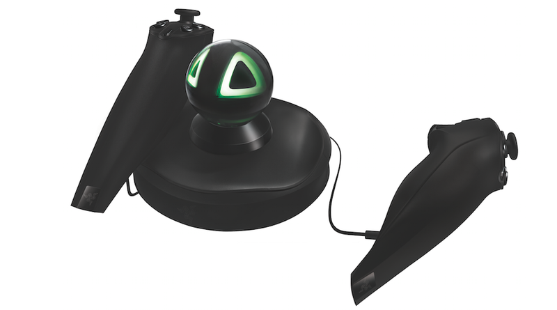 Illustration for article titled Razer's New Motion Controller Looks Awesome When Paired With Portal 2
