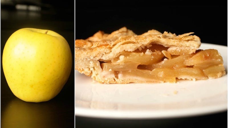 Illustration for article titled Why Golden Delicious and Braeburn Are the Best Apples for Pie