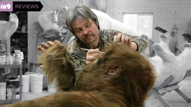 Man Meets Monster in the Quirky Taxidermy Doc Big Fur