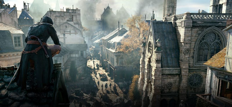 Illustration for article titled Assassin's Creed Unity Patch Delayed As Game Continues To Struggle