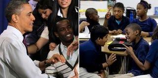 Illustration for article titled The Obama Campaign, Plus 'Poor Black Kids'