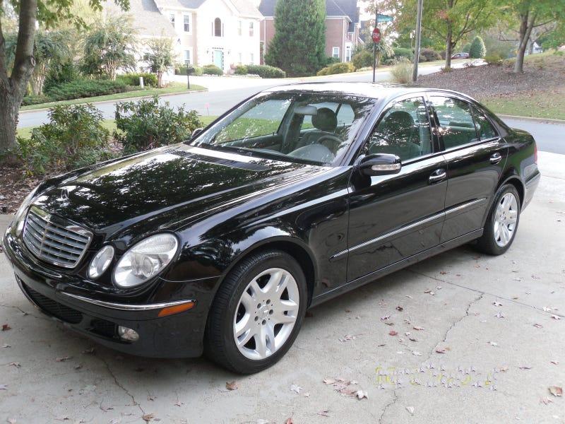 2006 mercedes e500 review