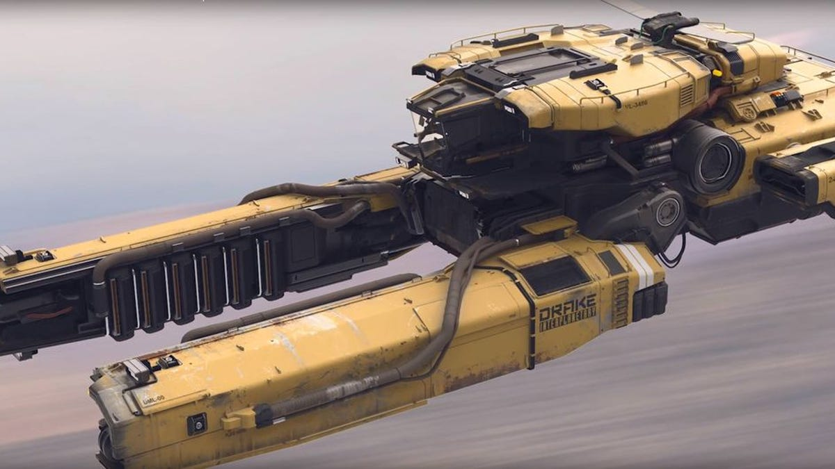 EVE Online and Star Citizen Fans Trade Barbs Over Spaceship