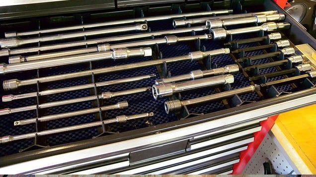 mechanics tool box setup 2