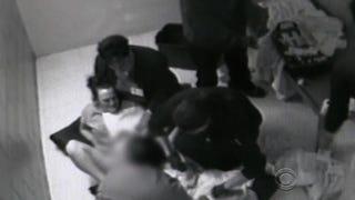 Image via surveillance video/CBS