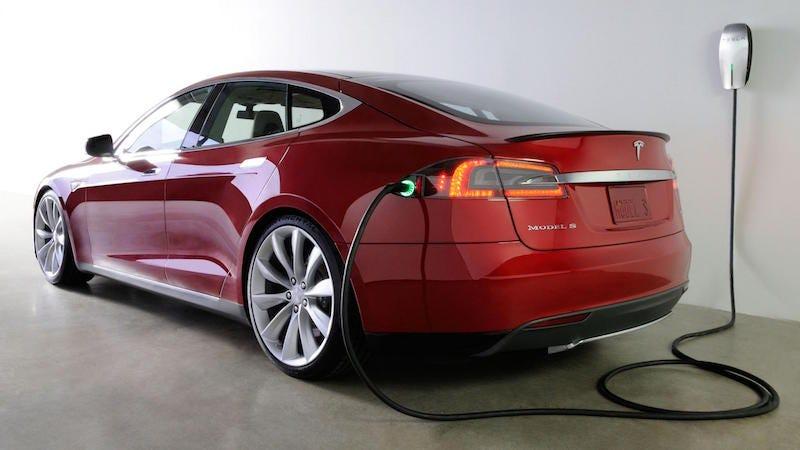 Resultado de imagen de coche electrico coste energia