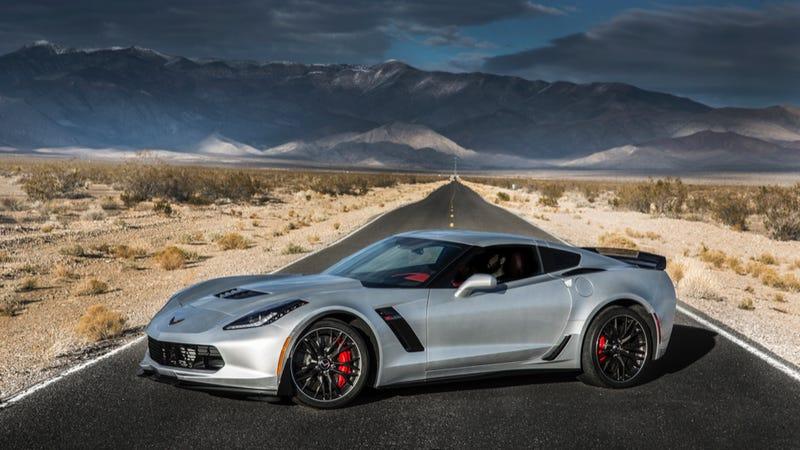 2015 corvette z06 a 650 hp all american middle finger to euro supercars - Corvette 2015