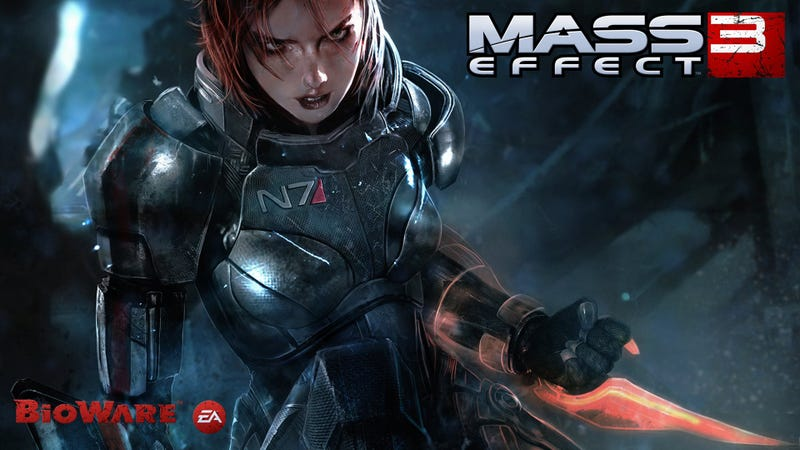 Illustration for article titled Replaying Mass Effect Trilogy (Again)