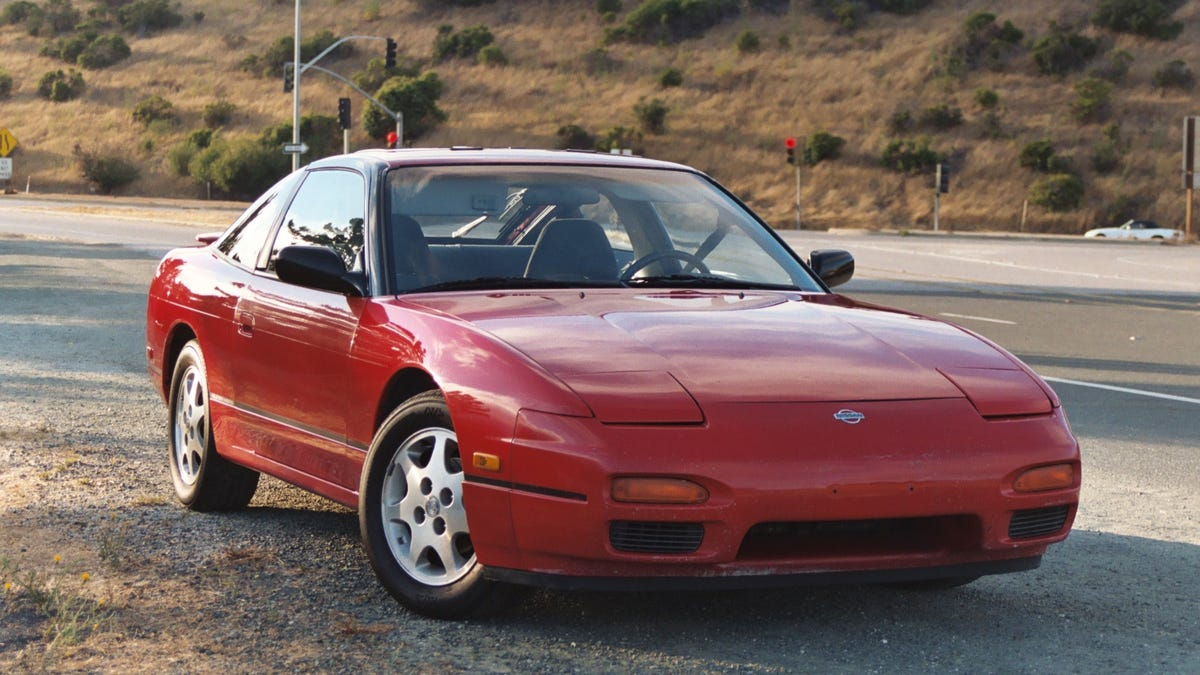 What 90s Japanese Coupe Would You Have