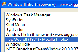 Illustration for article titled Quickly Hide Any Window on Your Desktop with Windows Hidie