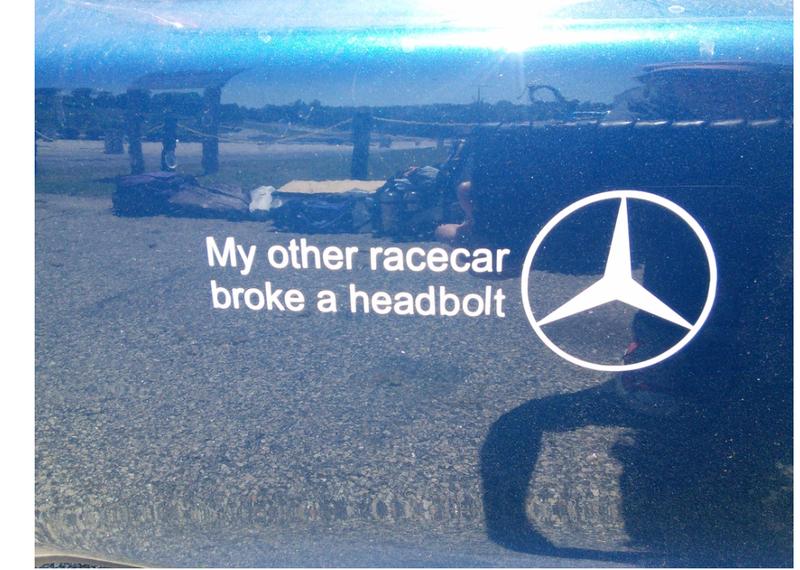 image from Grassroots Motorsports - Mazdeuce - R63 AMG The Unicorn of my destruction