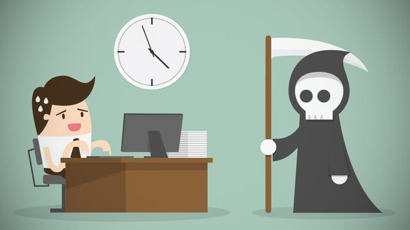 Illustration for article titled What to Do When You Miss a Deadline at Work