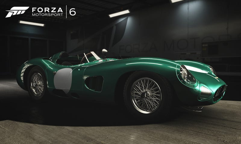 Illustration for article titled Thank Generous (But Secretive) Seattle Car Collectors For The Rare Classics In 'Forza 6'