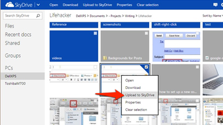 Illustration for article titled Remotely Fetch Files from Your PC with SkyDrive (When It Isn't on Your SkyDrive)