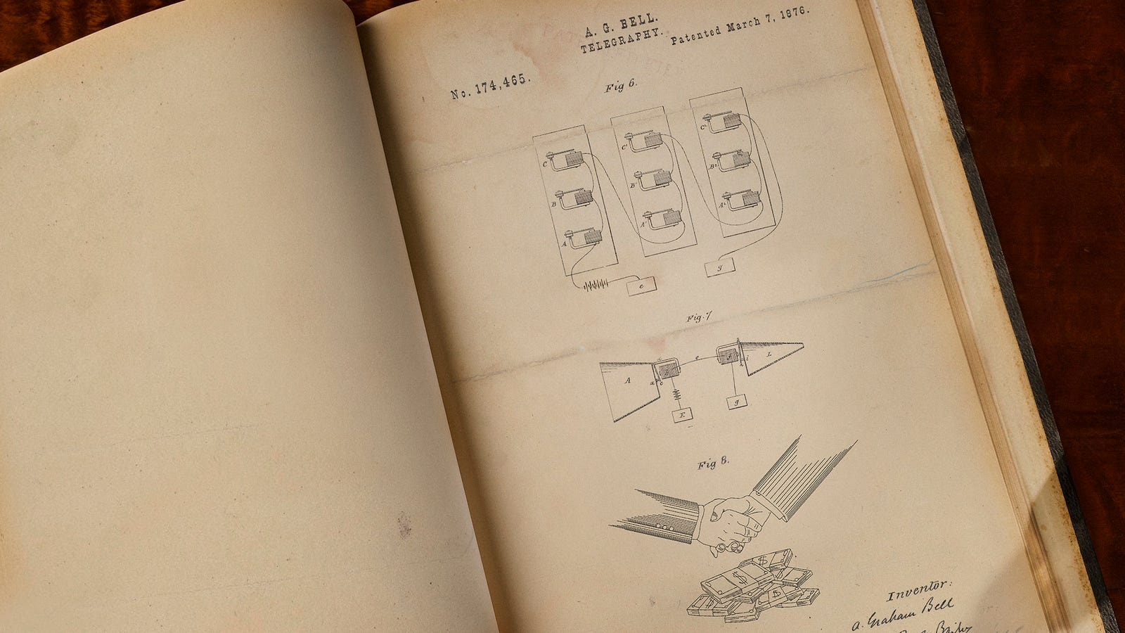 Newly Uncovered Journals Reveal Alexander Graham Bell Invented Telephone As First Step In Consolidating All American Businesses Into Single Monopoly