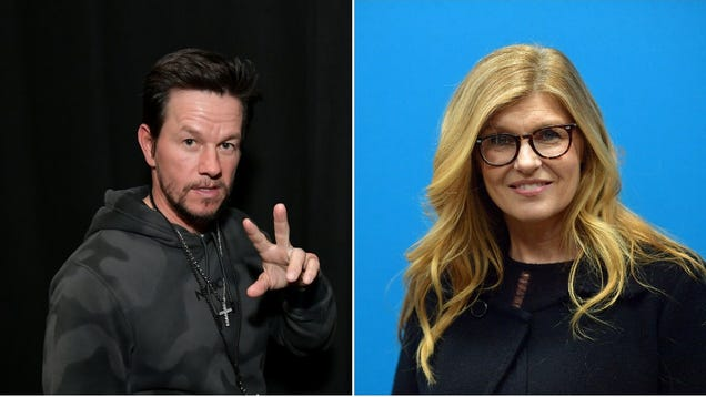 Mark Wahlberg and Connie Britton to star in new film from Brokeback Mountain writers