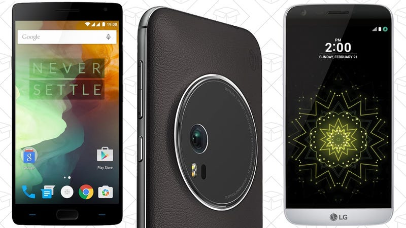 Amazon 48 Hour Unlocked Smartphone Sale