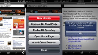 Illustration for article titled Onion Browser Brings Encrypted Web Browsing to the iPhone