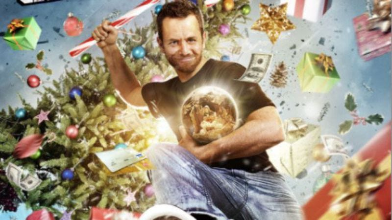 Illustration for article titled Kirk Cameron won't let Islamic hackers stop him from saving Christmas